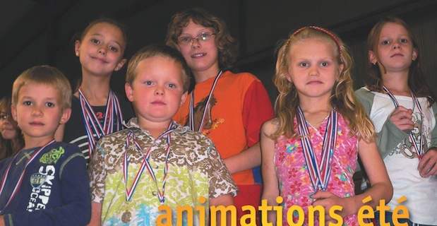 CLOTURE DES ANIMATIONS ETE 2016